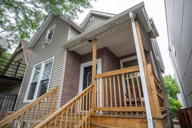 1743 N Kedzie Avenue, Chicago, IL 60647 (MLS #10422984) :: Ani Real Estate