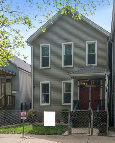 1664 N Francisco Avenue, Chicago, IL 60647 (MLS #10422986) :: The Perotti Group | Compass Real Estate