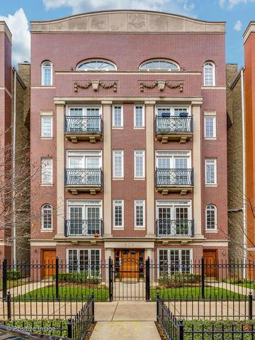 628 W Wrightwood Avenue 1E, Chicago, IL 60614 (MLS #10423133) :: BNRealty