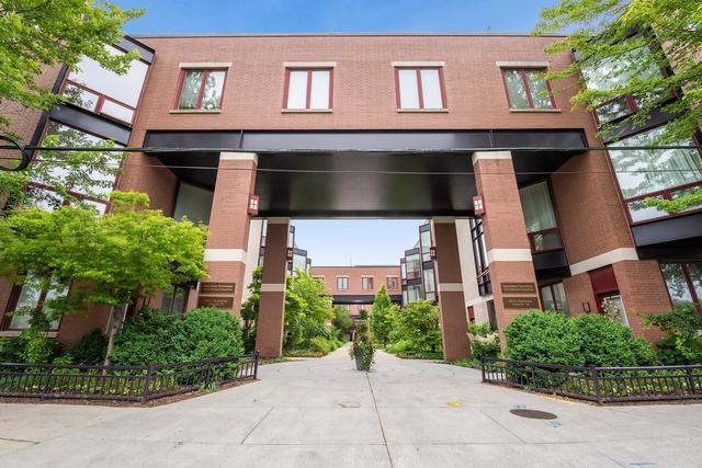 1227 W Cottage Place, Chicago, IL 60607 (MLS #10423157) :: The Perotti Group   Compass Real Estate