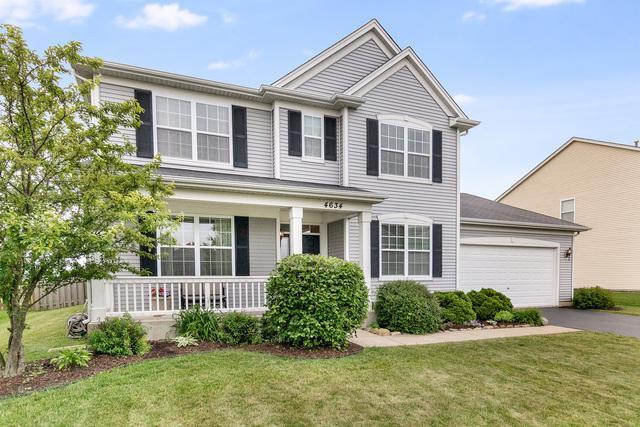 4634 Mclaren Drive, Oswego, IL 60543 (MLS #10423161) :: Property Consultants Realty
