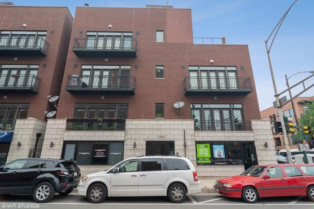 1604 W Augusta Boulevard 3W, Chicago, IL 60622 (MLS #10423171) :: The Perotti Group | Compass Real Estate