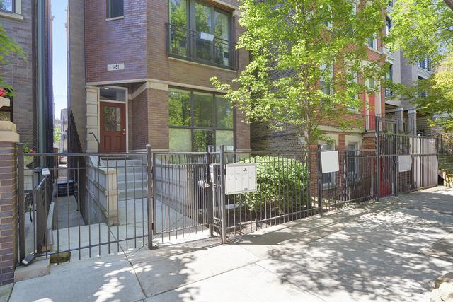 1451 W Thomas Street #1, Chicago, IL 60622 (MLS #10423192) :: The Mattz Mega Group