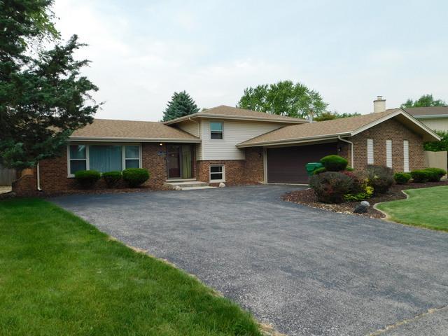 13938 Citation Drive, Homer Glen, IL 60467 (MLS #10423193) :: The Perotti Group   Compass Real Estate