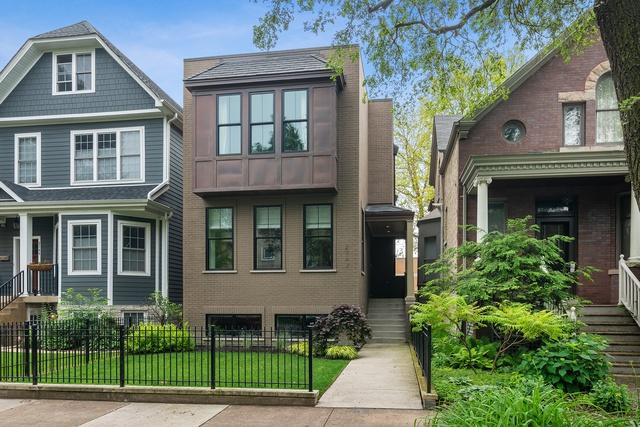 2743 N Mozart Street, Chicago, IL 60647 (MLS #10423202) :: The Perotti Group | Compass Real Estate