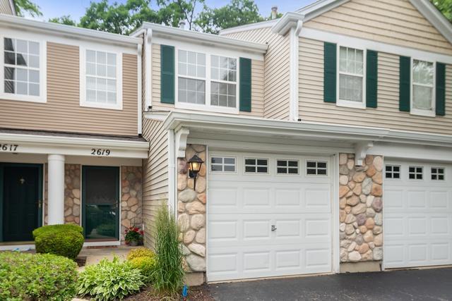 2619 Oak Tree Lane, Plainfield, IL 60586 (MLS #10423217) :: The Perotti Group   Compass Real Estate