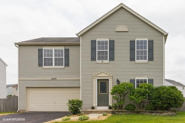 6200 Smokey Ridge Drive, Plainfield, IL 60586 (MLS #10423224) :: The Perotti Group   Compass Real Estate