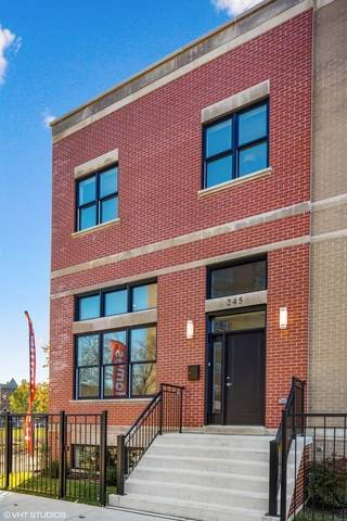 245 E 33rd Boulevard, Chicago, IL 60616 (MLS #10423226) :: John Lyons Real Estate