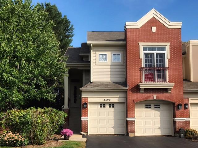 3390 Rosecroft Lane, Naperville, IL 60564 (MLS #10423293) :: The Perotti Group   Compass Real Estate