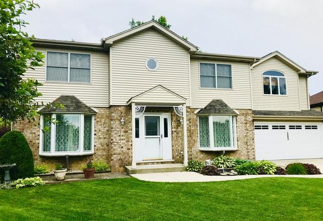 10853 Chaucer Drive, Willow Springs, IL 60480 (MLS #10423321) :: Ryan Dallas Real Estate