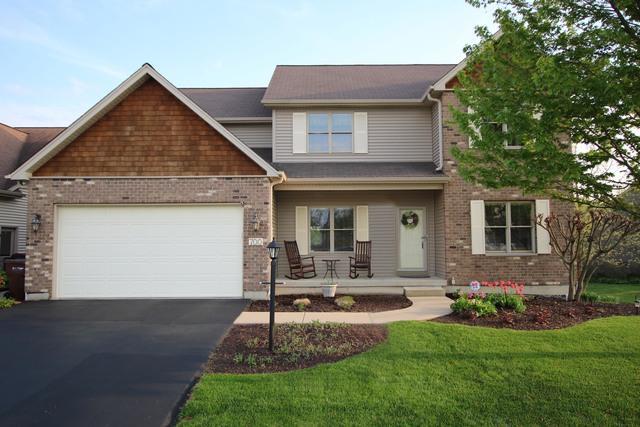 700 Prairie Ridge Drive, Woodstock, IL 60098 (MLS #10423371) :: Ryan Dallas Real Estate