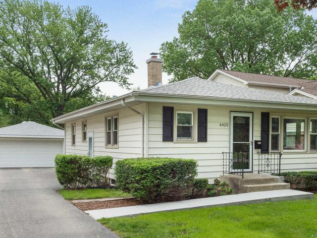4425 Highland (Quiet) Avenue, Downers Grove, IL 60515 (MLS #10423394) :: Ryan Dallas Real Estate