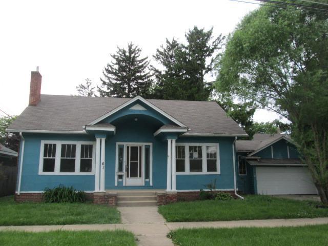 61 S Harrison Avenue, Aurora, IL 60506 (MLS #10423406) :: The Wexler Group at Keller Williams Preferred Realty