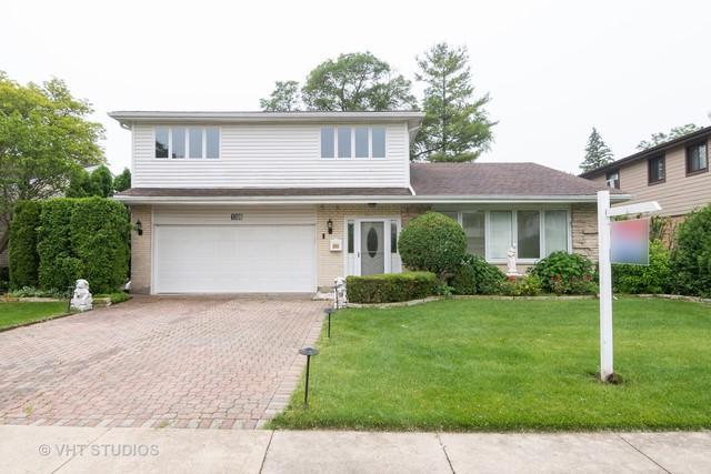 1306 Cariann Lane, Glenview, IL 60025 (MLS #10423485) :: Ryan Dallas Real Estate