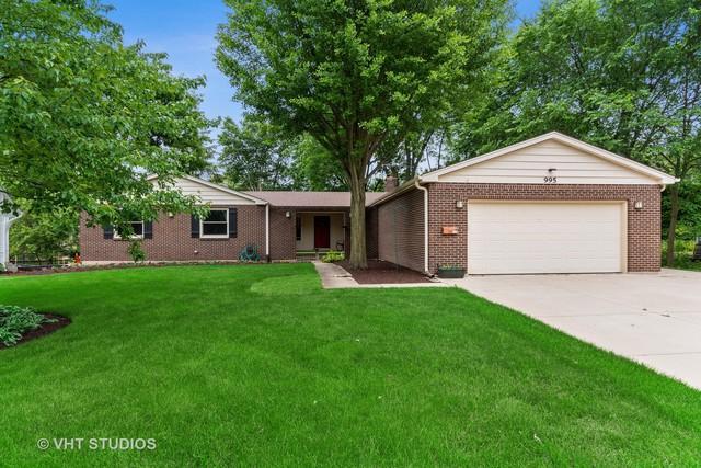 995 Prairie Avenue, Naperville, IL 60540 (MLS #10423503) :: Ryan Dallas Real Estate