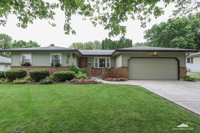 1050 Johnston Drive, Aurora, IL 60506 (MLS #10423510) :: Ryan Dallas Real Estate