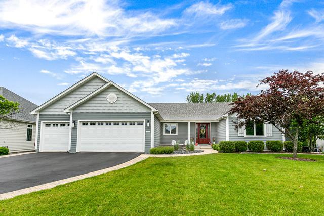 835 Hathaway Court, North Aurora, IL 60542 (MLS #10423565) :: Century 21 Affiliated