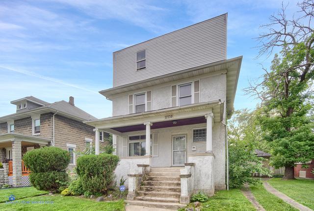11738 S Parnell Avenue, Chicago, IL 60628 (MLS #10423584) :: Ani Real Estate