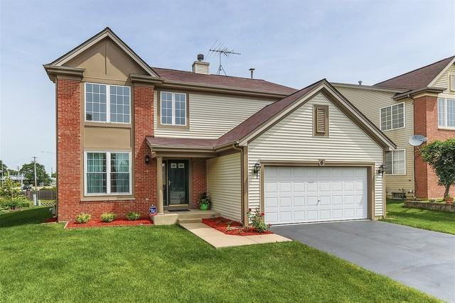 6 E Le Moyne Avenue, Lombard, IL 60148 (MLS #10423590) :: The Perotti Group | Compass Real Estate