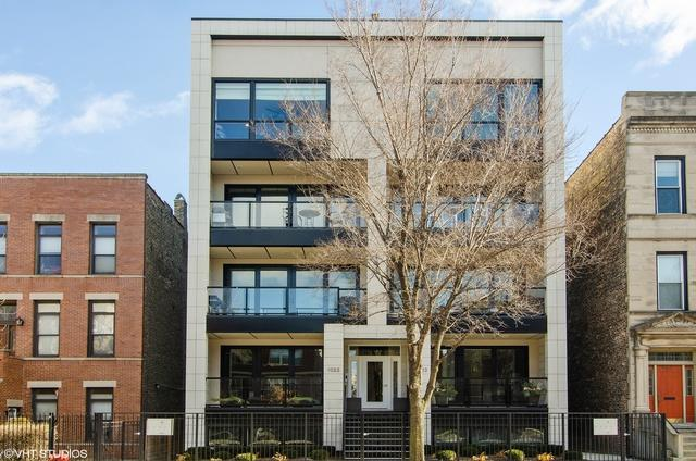 1033 S Racine Avenue 3NF, Chicago, IL 60607 (MLS #10423612) :: Ryan Dallas Real Estate