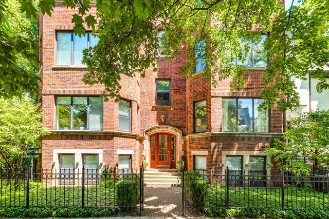 2439 N Burling Street #1, Chicago, IL 60614 (MLS #10423613) :: Ryan Dallas Real Estate
