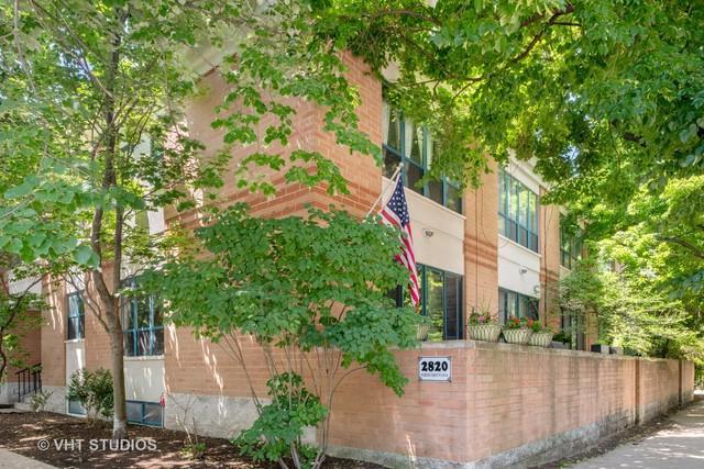 2820 N Greenview Avenue F, Chicago, IL 60657 (MLS #10423679) :: Ryan Dallas Real Estate
