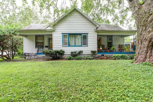 801 E California Avenue, Urbana, IL 61801 (MLS #10423703) :: Ryan Dallas Real Estate