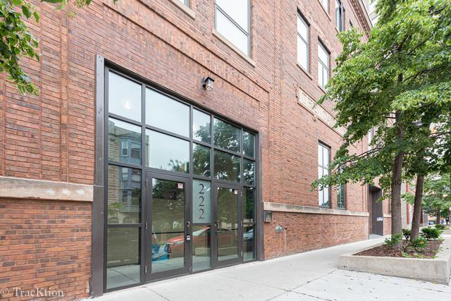 222 S Racine Avenue #407, Chicago, IL 60607 (MLS #10423729) :: Ryan Dallas Real Estate