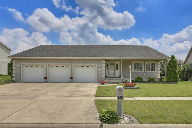 1407 Kimela Drive, Mahomet, IL 61853 (MLS #10423758) :: Ryan Dallas Real Estate