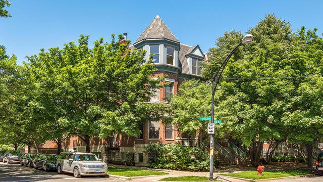 1544 N Hoyne Avenue #3, Chicago, IL 60622 (MLS #10423883) :: Ryan Dallas Real Estate