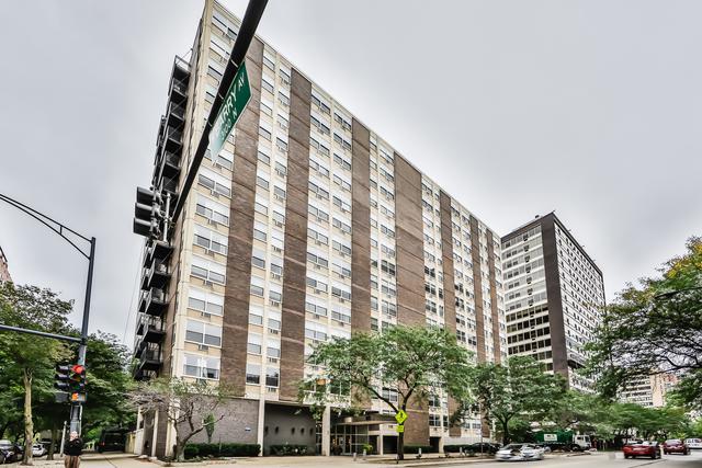 3033 N Sheridan Road #405, Chicago, IL 60657 (MLS #10423887) :: Ryan Dallas Real Estate