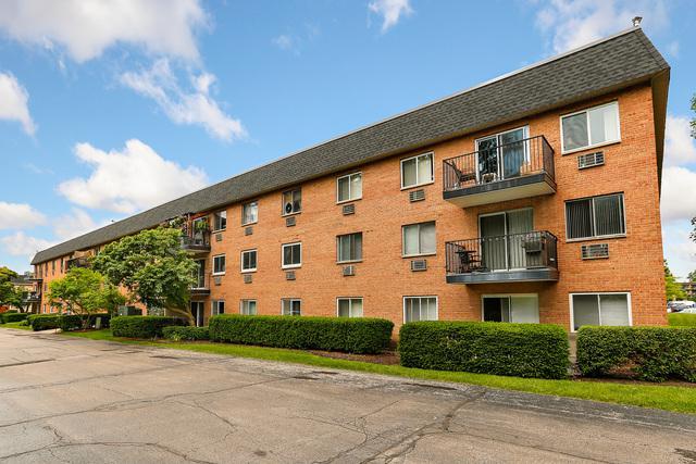1052 N Mill Street #104, Naperville, IL 60563 (MLS #10423914) :: Ryan Dallas Real Estate