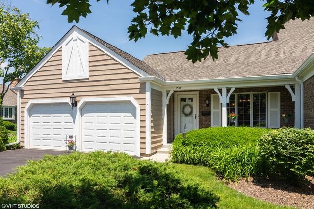1544 Shire Circle, Inverness, IL 60067 (MLS #10423945) :: Ani Real Estate