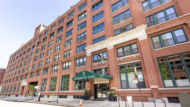 411 W Ontario Street #528, Chicago, IL 60654 (MLS #10423983) :: Ryan Dallas Real Estate