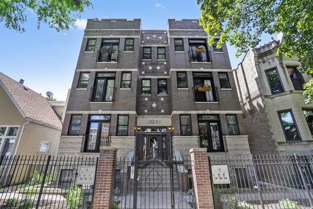 2630 N Washtenaw Avenue 1N, Chicago, IL 60647 (MLS #10424003) :: Ryan Dallas Real Estate