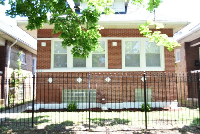 8041 S May Street, Chicago, IL 60620 (MLS #10424027) :: BNRealty