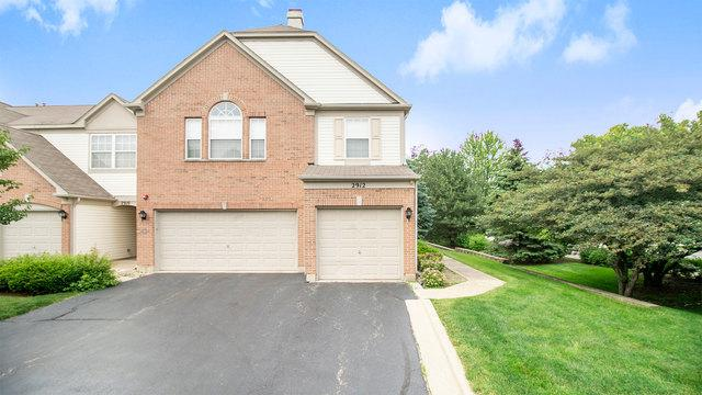 2912 Stonewater Drive #2912, Naperville, IL 60564 (MLS #10424031) :: Ryan Dallas Real Estate