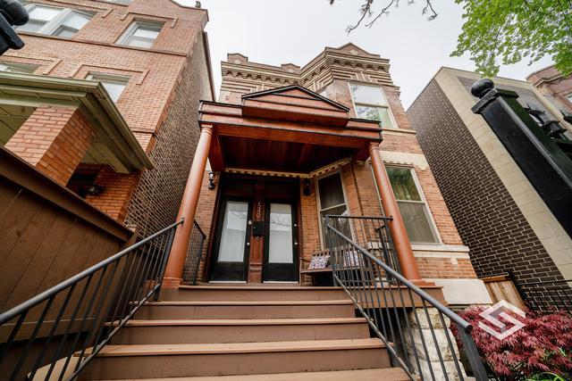 2540 W Iowa Street, Chicago, IL 60622 (MLS #10424032) :: Ryan Dallas Real Estate