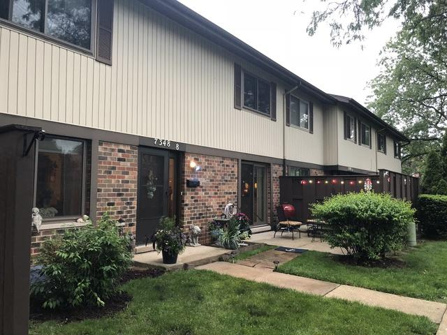 7348 Winthrop Way #8, Downers Grove, IL 60516 (MLS #10424069) :: The Wexler Group at Keller Williams Preferred Realty