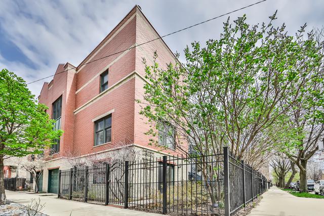 703 N Hoyne Avenue, Chicago, IL 60612 (MLS #10424074) :: Ryan Dallas Real Estate