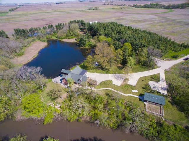 2868 Cr 600 E, Fisher, IL 61843 (MLS #10424111) :: Ryan Dallas Real Estate