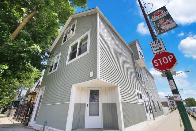 3579 W Mclean Avenue, Chicago, IL 60647 (MLS #10424114) :: Ryan Dallas Real Estate