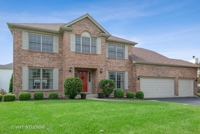 24265 Eagle Chase Drive, Plainfield, IL 60544 (MLS #10424124) :: Baz Realty Network | Keller Williams Elite