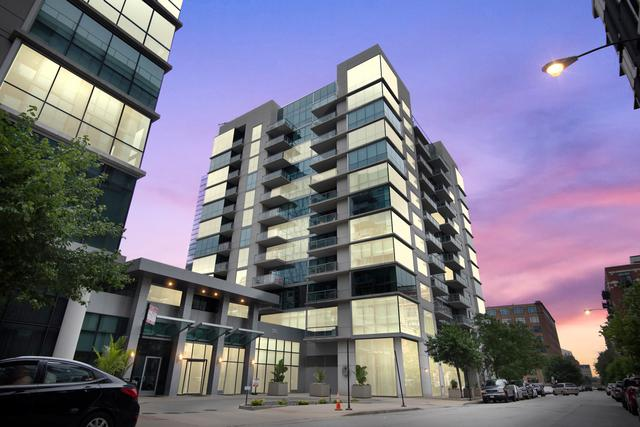 125 S Green Street 1104A, Chicago, IL 60607 (MLS #10424175) :: John Lyons Real Estate