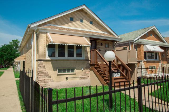 8024 S Damen Avenue, Chicago, IL 60620 (MLS #10424207) :: BNRealty