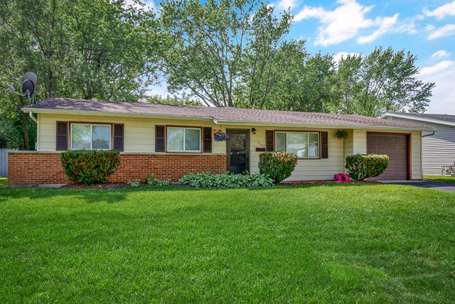 7102 Orchard Lane, Hanover Park, IL 60133 (MLS #10424282) :: The Jacobs Group