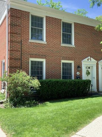 1409 Pebblecreek Drive #1409, Glenview, IL 60025 (MLS #10424415) :: The Wexler Group at Keller Williams Preferred Realty