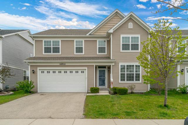 14912 S Morgan Lane, Plainfield, IL 60544 (MLS #10424512) :: Baz Realty Network | Keller Williams Elite