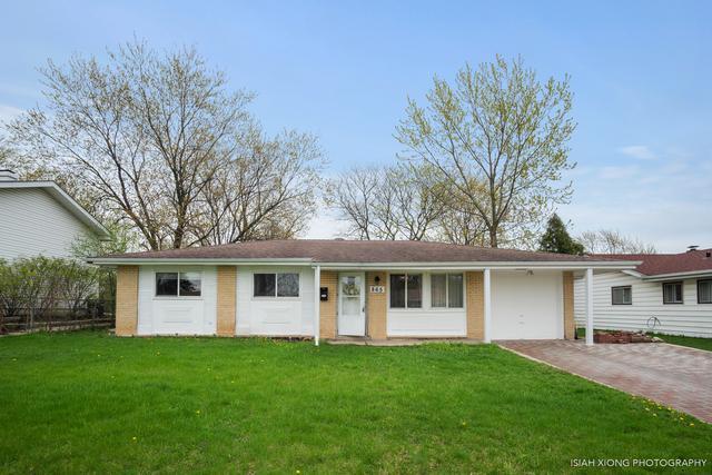865 Woodlawn Street, Hoffman Estates, IL 60169 (MLS #10424525) :: Angela Walker Homes Real Estate Group