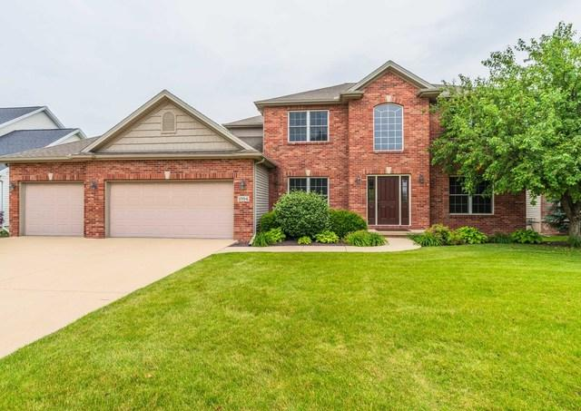 1704 Wintergreen Parkway, Normal, IL 61761 (MLS #10424690) :: Berkshire Hathaway HomeServices Snyder Real Estate